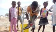 「子どもにやさしい学校」をアンゴラ共和国に作っています。