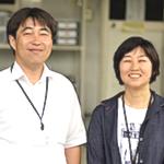 森谷さん、迫田さん