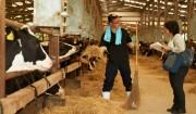 コープおおいた産直牛>おいしさと安全は譲らずに、効率化経営に励む若き「牛飼い」