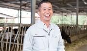 コープ牛乳(産地指定)>おいしい牛乳は元気な牛から。