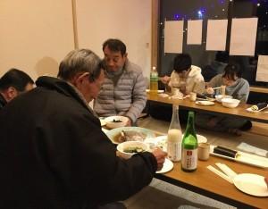 杷木夕食会